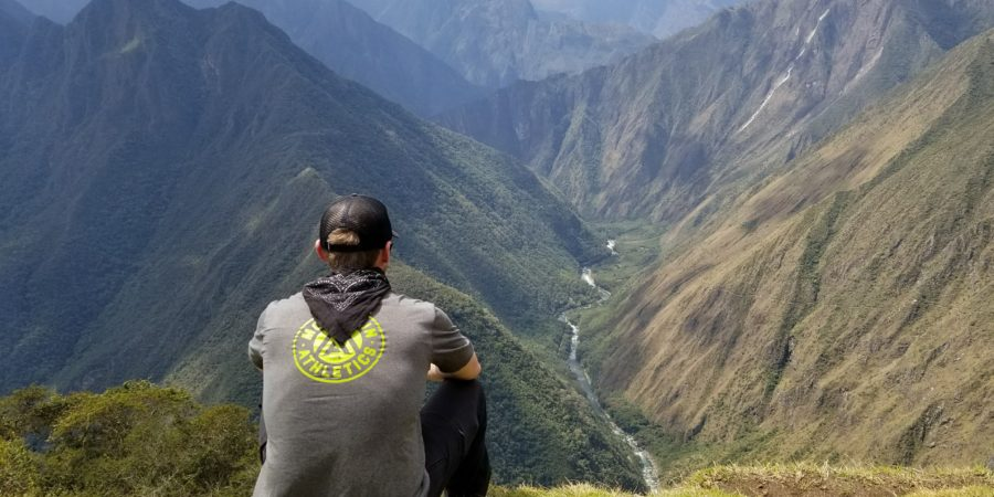 Andes valley