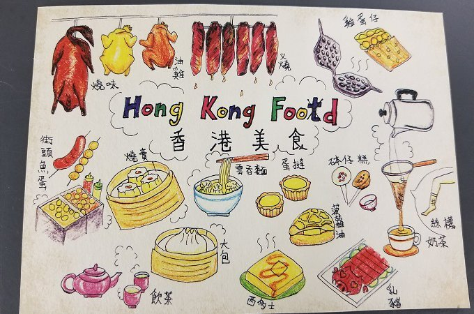 best food to eat in Hong Kong