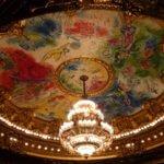 Chagall Opera Garnier Paris