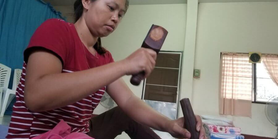 Tok sen massage Thailand