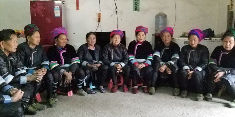 Xiaohuang Dong grand choir