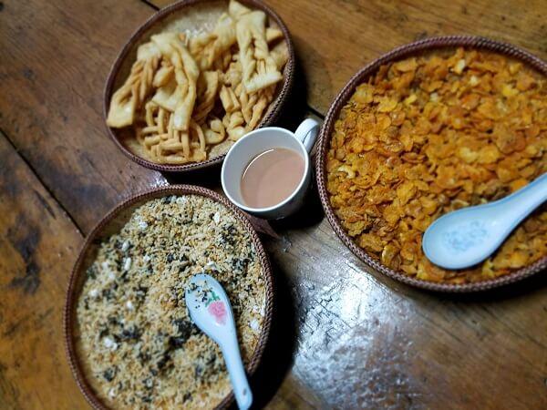 Bhutanese snacks