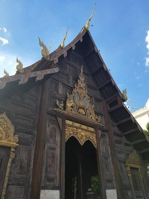 Wat Phantao Chiang Mai