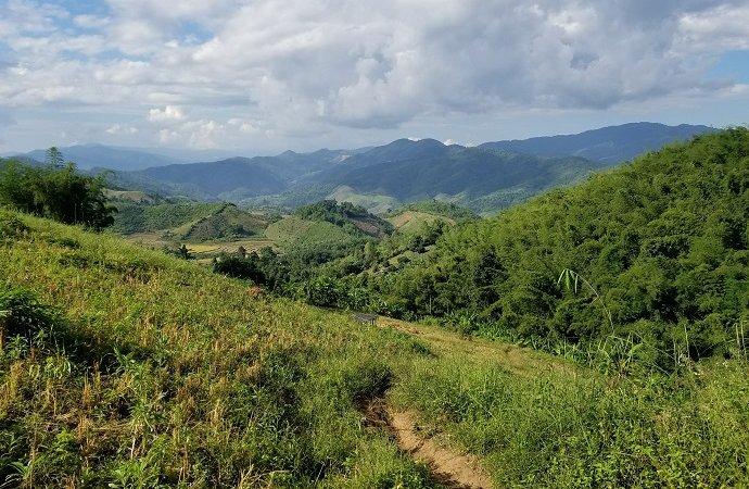 Lam Nam Kok National Park Chiang Rai