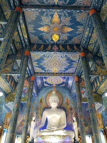 Wat Rong Sear Tean Chiang Rai