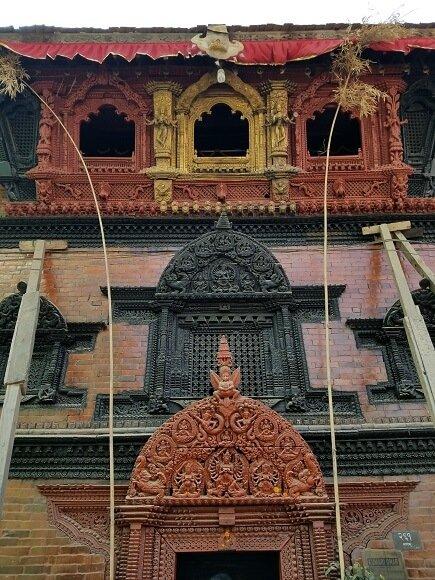 Kathmandu Durbar Square Kumari palace