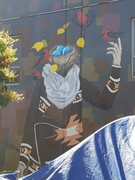 Portland Ore street art