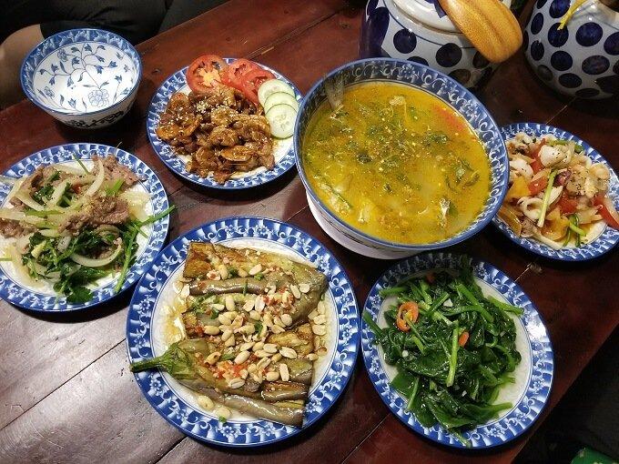 Da Nang Vietnamese food