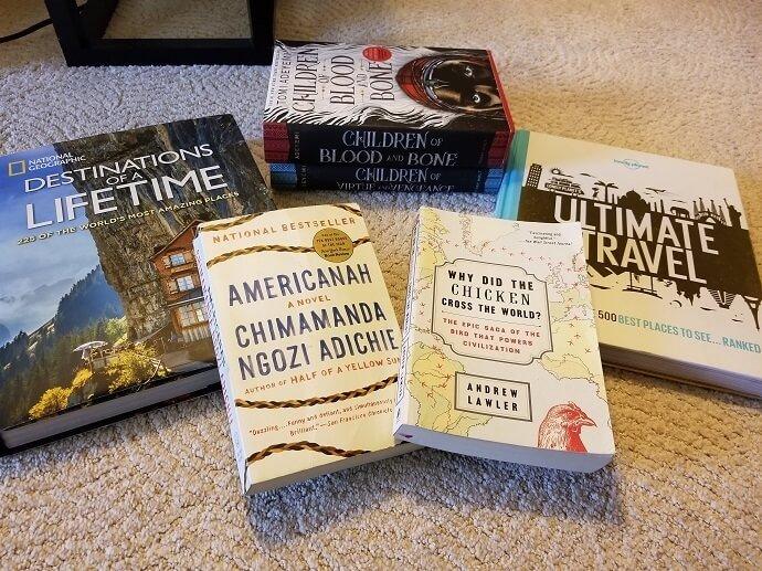 travel books to inspire wanderlust
