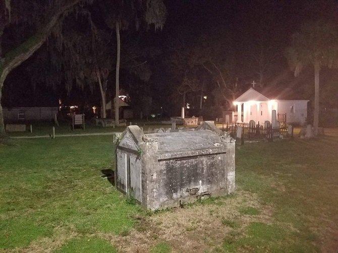 St. Augustine cemetery