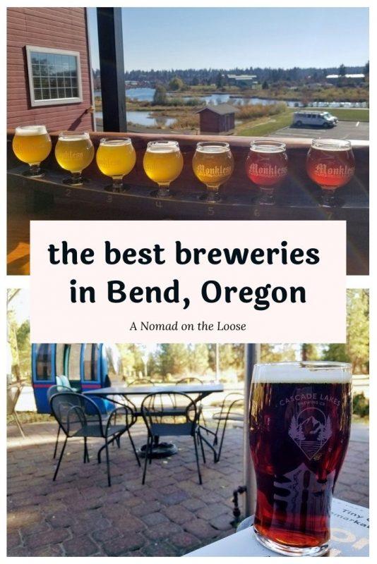 Best Bend breweries guide