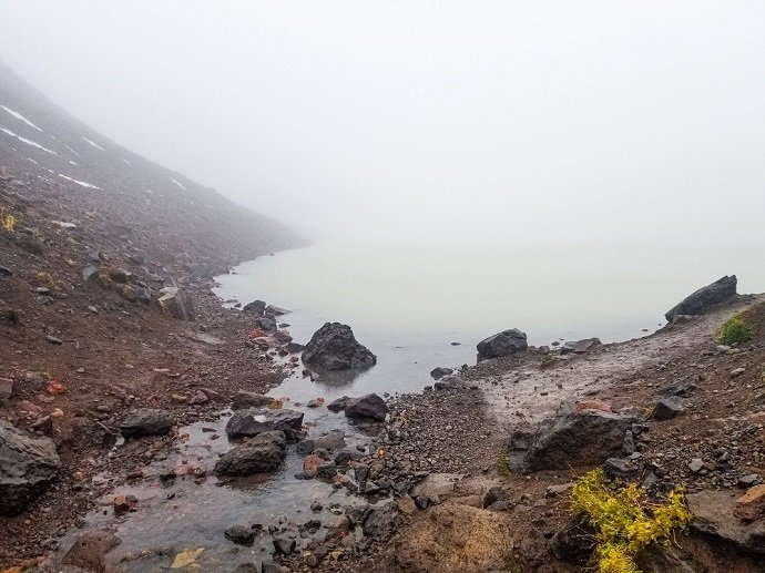 No Name Lake Oregon