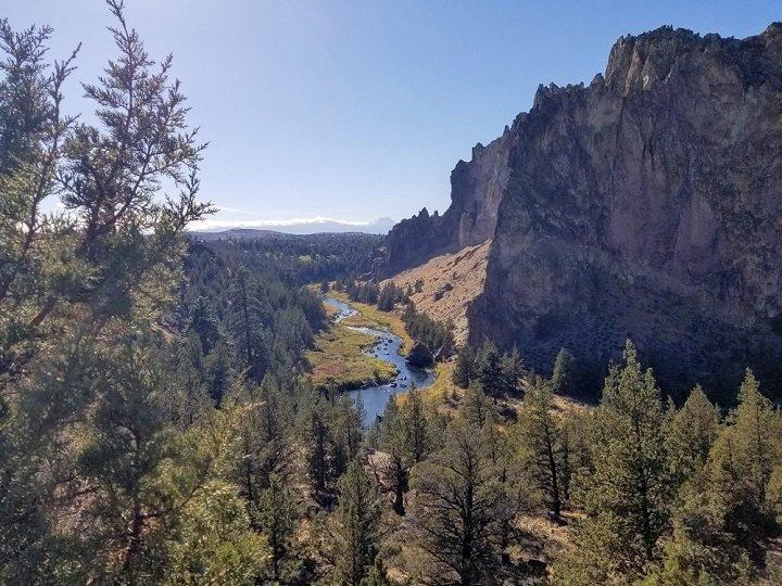 Smith Rock State Park Oregon