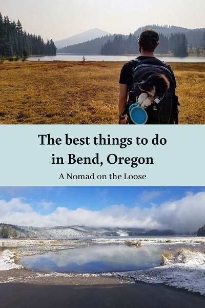 The best things to do in Bend, Oregon