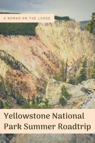 Things to do in Yellowstone National Park 2-day itinerary