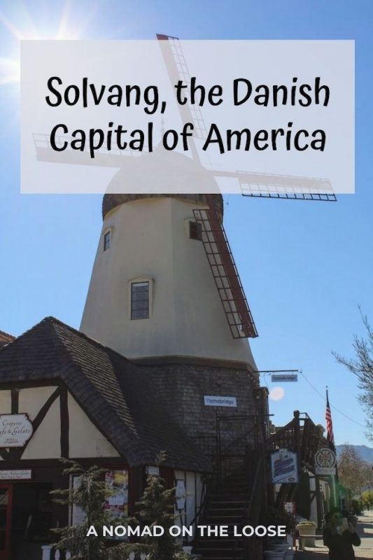 things to do in Solvang, the Danish village
